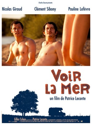 Voir la mer - French Movie Poster (thumbnail)