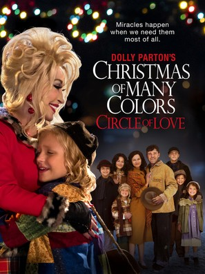 Dolly Parton's Christmas of Many Colors: Circle of Love - Movie Poster (thumbnail)