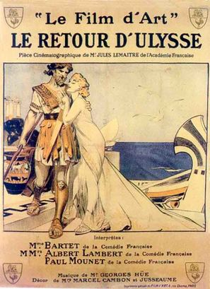 Le retour d'Ulysse - French Movie Poster (thumbnail)
