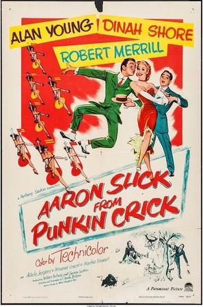 Aaron Slick from Punkin Crick - Movie Poster (thumbnail)