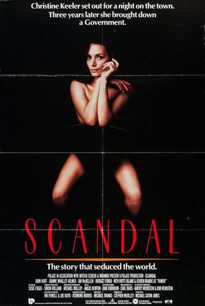 Scandal - Movie Poster (thumbnail)