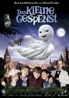 Das kleine Gespenst - German Movie Poster (thumbnail)