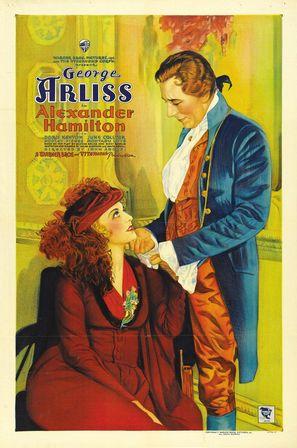 Alexander Hamilton - Movie Poster (thumbnail)