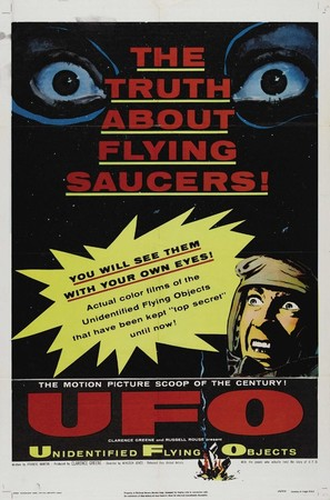 Unidentified Flying Objects: The True Story of Flying Saucers - Movie Poster (thumbnail)