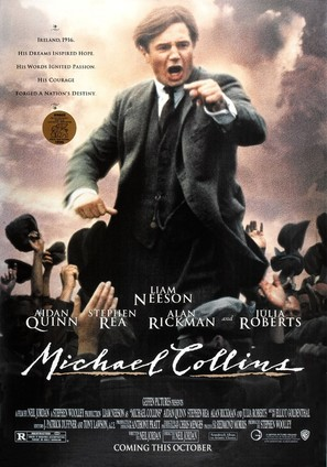 Michael Collins - Movie Poster (thumbnail)