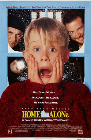 Home Alone - Movie Poster (thumbnail)