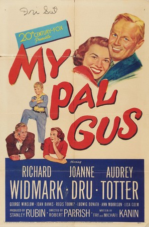 My Pal Gus - Movie Poster (thumbnail)