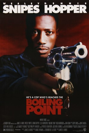 Boiling Point - Movie Poster (thumbnail)