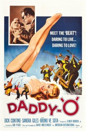 Daddy-O - Movie Poster (thumbnail)