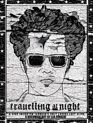 Travelling at Night with Jim Jarmusch - Movie Poster (thumbnail)