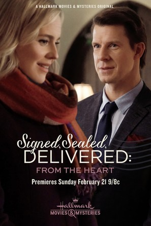 Signed, Sealed, Delivered: From the Heart - Movie Poster (thumbnail)
