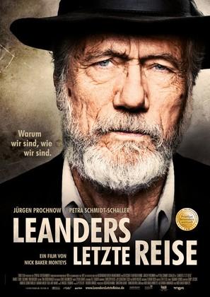 Leanders letzte Reise - German Movie Poster (thumbnail)