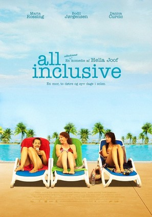All Inclusive - Danish Movie Poster (thumbnail)