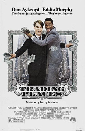 Trading Places - Movie Poster (thumbnail)