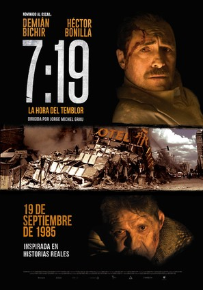 7:19 - Mexican Movie Poster (thumbnail)