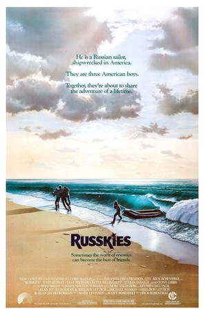 Russkies - Movie Poster (thumbnail)