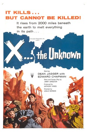 X: The Unknown - Movie Poster (thumbnail)