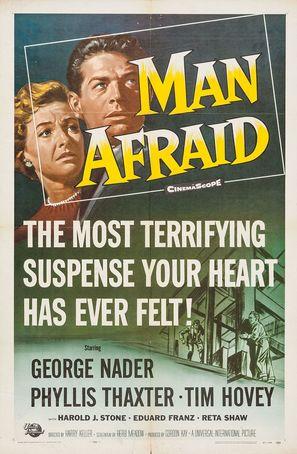 Man Afraid - Movie Poster (thumbnail)