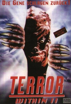The Terror Within II - German Movie Cover (thumbnail)