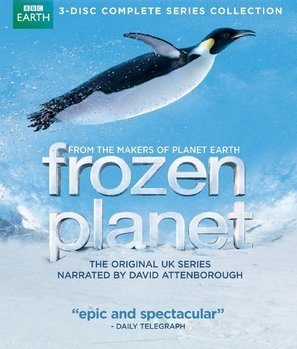 """Frozen Planet"" - Blu-Ray movie cover (thumbnail)"