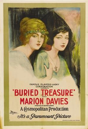 Buried Treasure - Movie Poster (thumbnail)