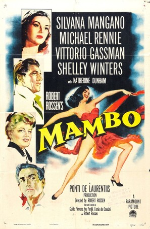 Mambo - Movie Poster (thumbnail)