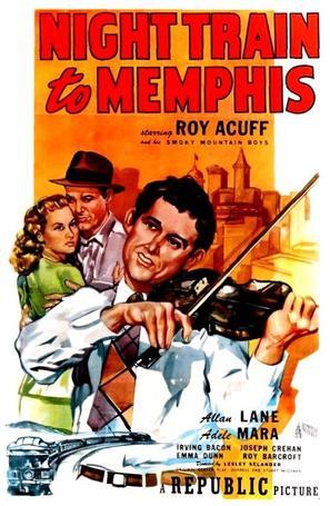 Night Train to Memphis - Movie Poster (thumbnail)