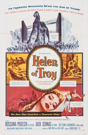 Helen of Troy - Movie Poster (thumbnail)