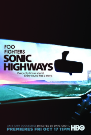"""""""Sonic Highways"""" - Movie Poster (thumbnail)"""