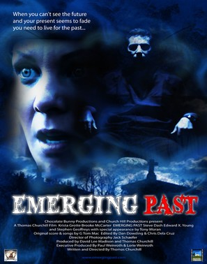 Emerging Past - Movie Poster (thumbnail)