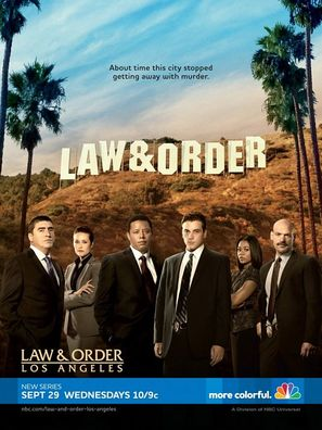 """""""Law & Order: Los Angeles"""" - Movie Poster (thumbnail)"""