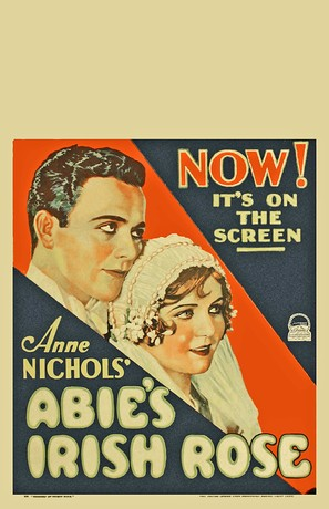 Abie's Irish Rose - Movie Poster (thumbnail)