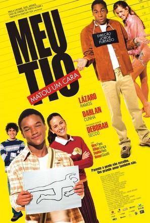 Meu Tio Matou um Cara - Brazilian poster (thumbnail)