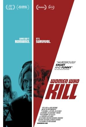 Women Who Kill - Movie Poster (thumbnail)