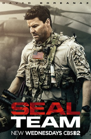 """SEAL Team"" - Movie Poster (thumbnail)"