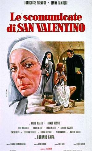 Le scomunicate di San Valentino - Italian Movie Poster (thumbnail)