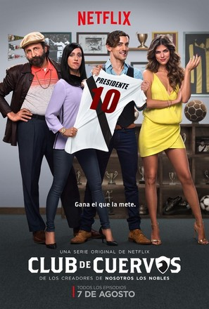 """Club de Cuervos"""