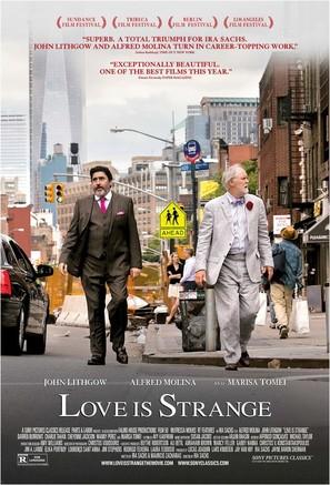 Love Is Strange - Movie Poster (thumbnail)
