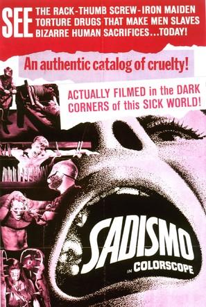 Sadismo - Movie Poster (thumbnail)