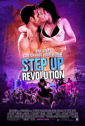 Step Up Revolution - Movie Poster (thumbnail)