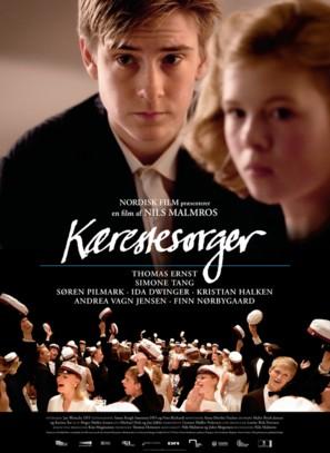 Kærestesorger - Danish Movie Poster (thumbnail)