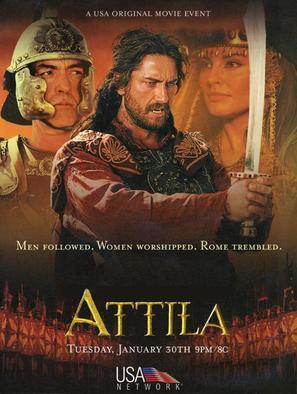 Attila - Movie Poster (thumbnail)