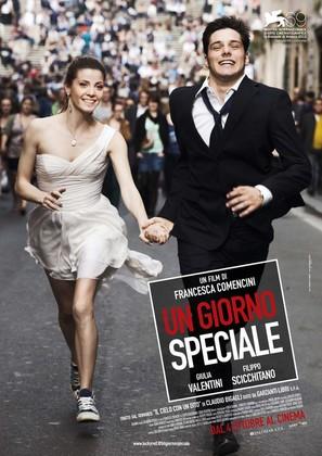 Un giorno speciale - Italian Movie Poster (thumbnail)