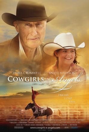 Cowgirls n' Angels - Movie Poster (thumbnail)