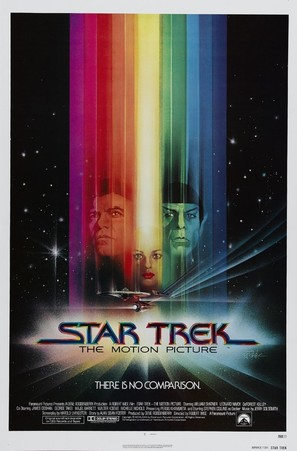 Star Trek: The Motion Picture - Advance movie poster (thumbnail)