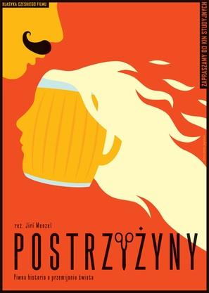 Postriziny - Polish Re-release poster (thumbnail)
