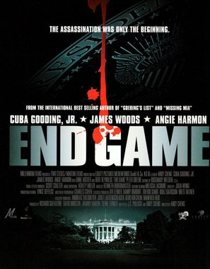 End Game - Movie Poster (thumbnail)