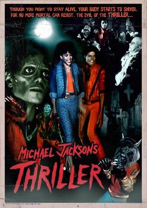 Thriller - Movie Poster (thumbnail)