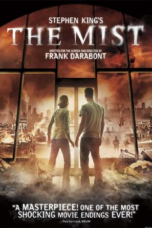 The Mist - DVD movie cover (thumbnail)