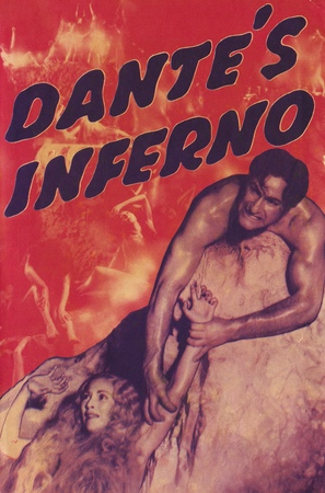Dante's Inferno - Movie Poster (thumbnail)